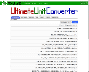 Ultimate Unit Converter